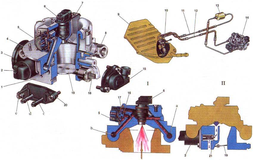 автомобилей ВАЗ-21214.